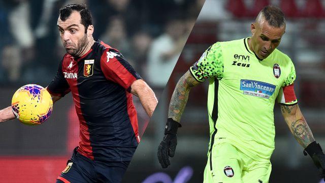 Genoa vs. Crotone