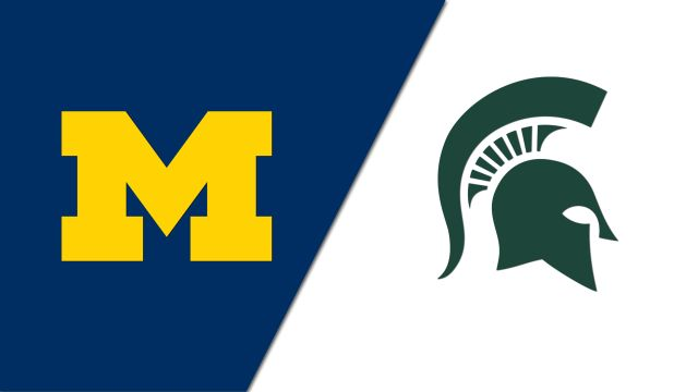 Michigan Wolverines vs. Michigan State Spartans
