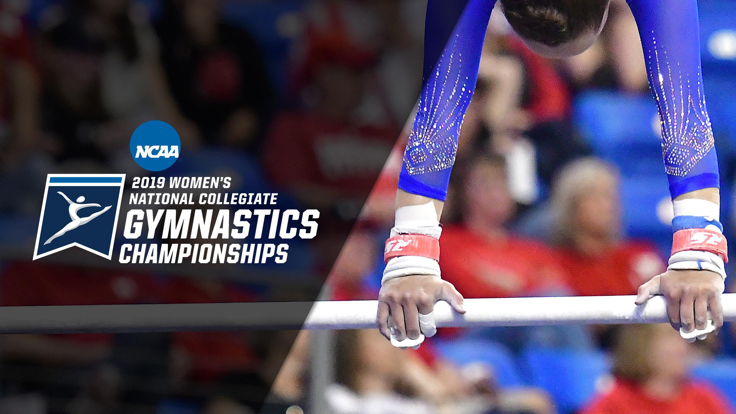 NCAA Women's Gymnastics Championships (Bars, Semifinal #1)