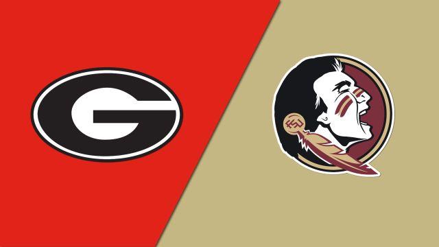 Georgia vs. Florida State (Site 4 / Game 4)