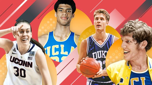 Thu, 3/19 - SportsCenter Special: College Basketball's Greatest of All-Time