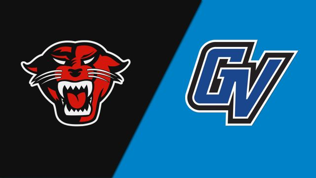 Davenport vs. Grand Valley State (M Basketball)