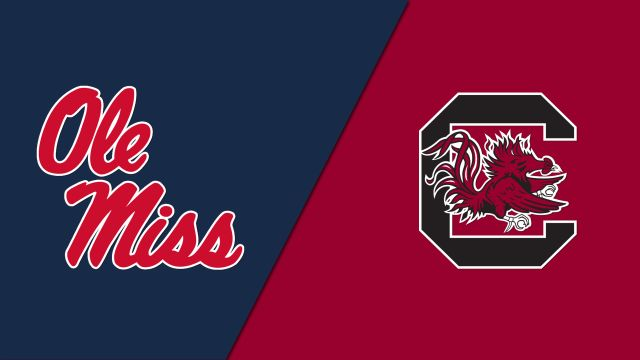 Ole Miss vs. South Carolina (W Soccer)
