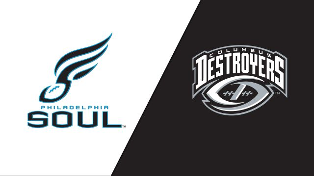 Philadelphia Soul vs. Columbus Destroyers (Arena Football League)
