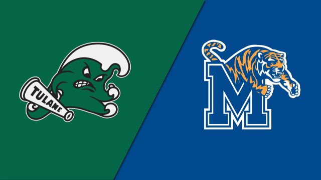 Sat, 10/19 - Tulane vs. Memphis (Football)