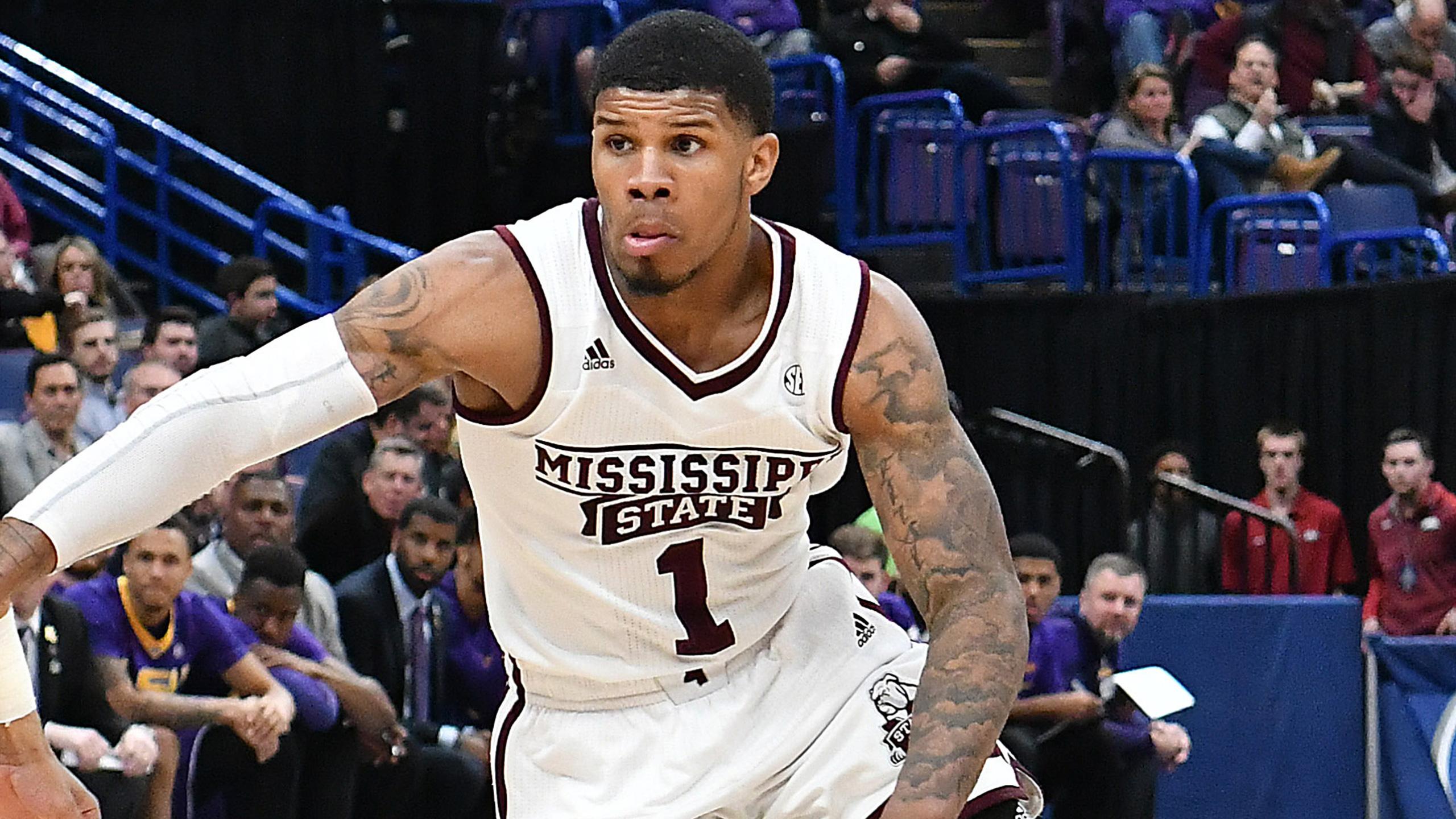 Florida vs. #24 Mississippi State (M Basketball)