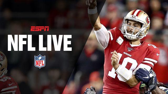 Tue, 11/12 - NFL Live