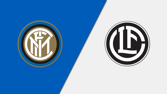 Internazionale vs. FC Lugano (International Friendly)