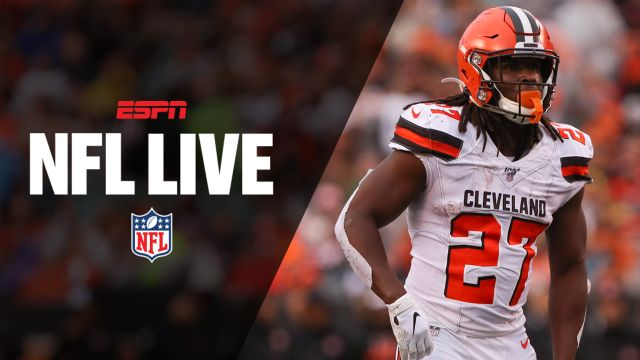 Tue, 1/28 - NFL Live Presented by Golden Corral