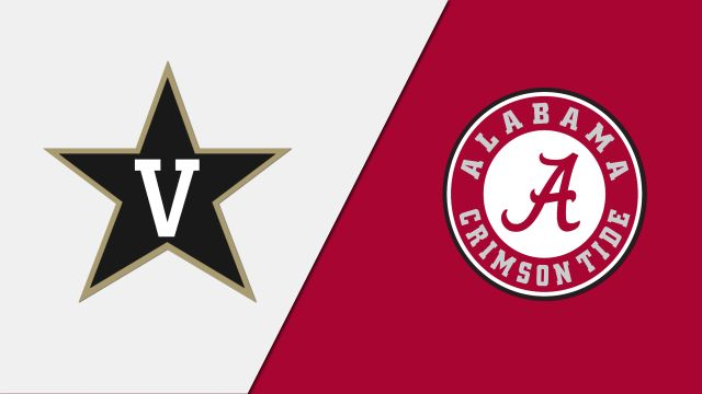#5 Vanderbilt vs. Alabama (Baseball)