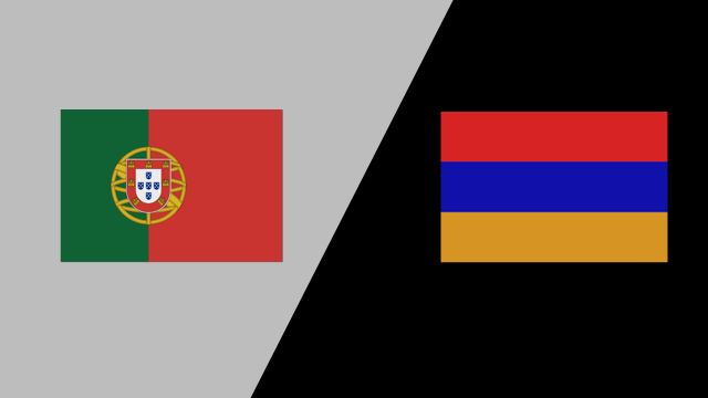 Portugal vs. Armenia (Group Stage)