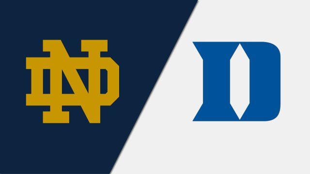 #4 Notre Dame vs. #12 Duke (W Lacrosse)