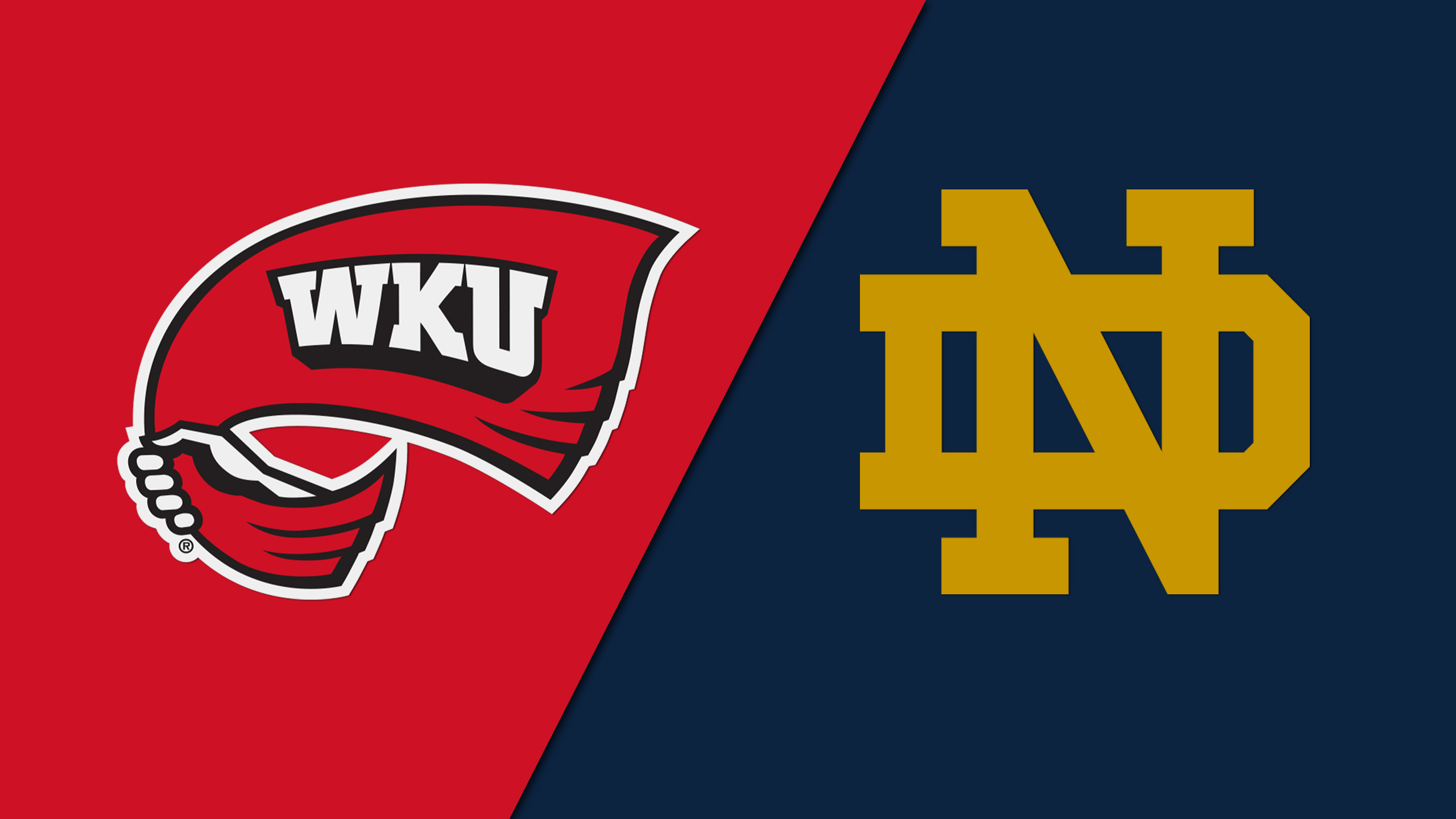 Western Kentucky vs. #2 Notre Dame (W Basketball)