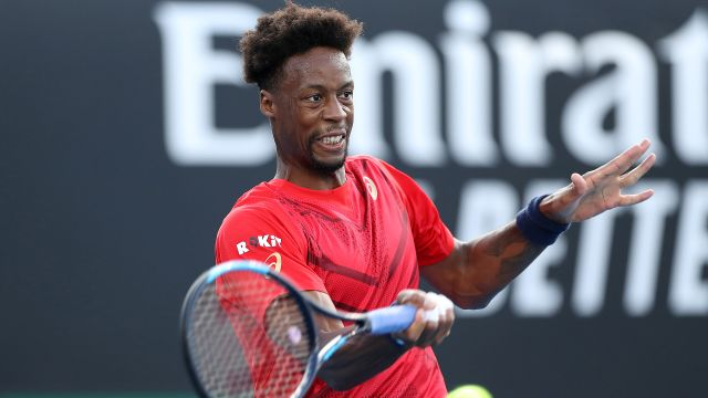 (10) Monfils vs. Karlovic (Men's Second Round)
