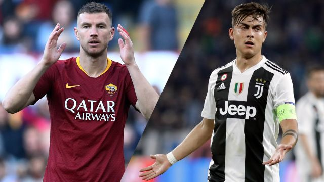 AS Roma vs. Juventus (Serie A)