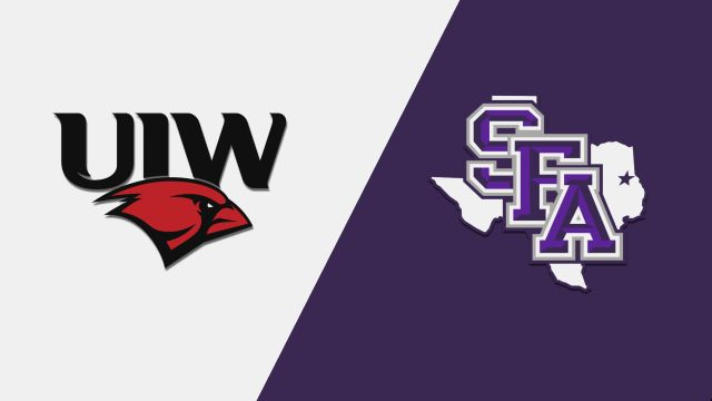 UIW vs. Stephen F. Austin (W Basketball)