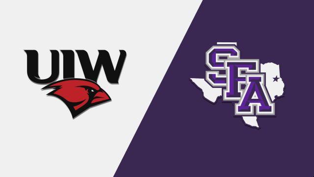 UIW vs. Stephen F. Austin (W Basketball)