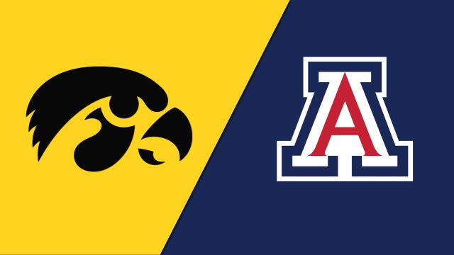 Iowa Hawkeyes vs. Arizona Wildcats
