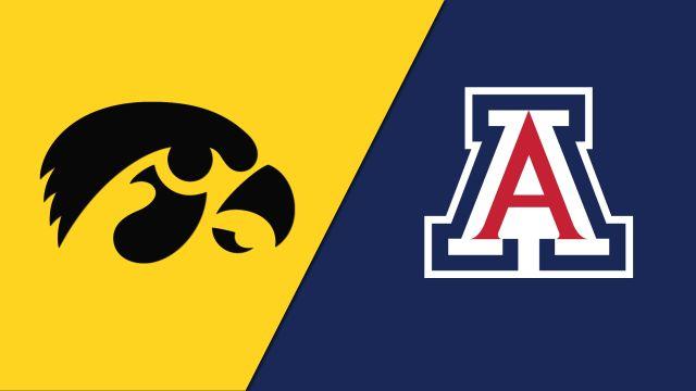 Iowa Hawkeyes vs. Arizona Wildcats
