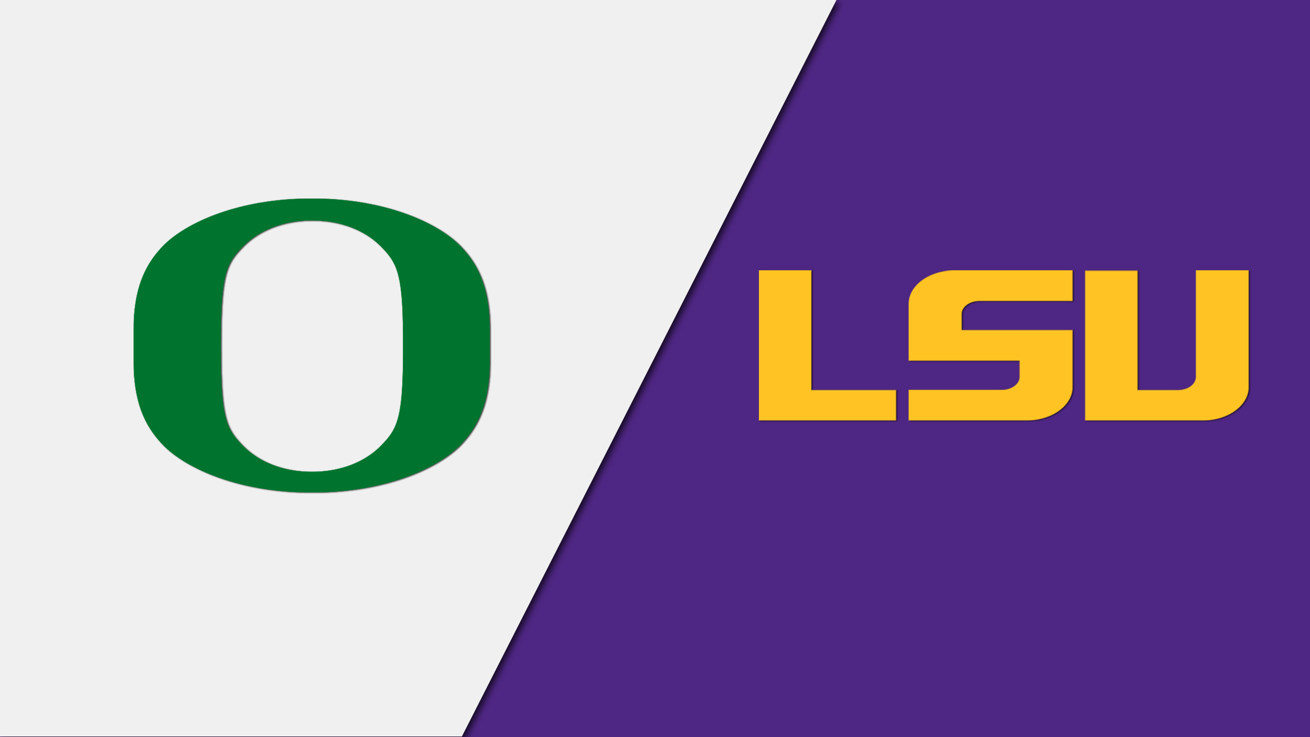 #22 Oregon vs. #7 LSU (Softball)