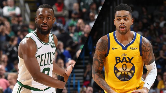 Boston Celtics vs. Golden State Warriors