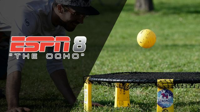 2019 Spikeball College Championship as part The Ocho