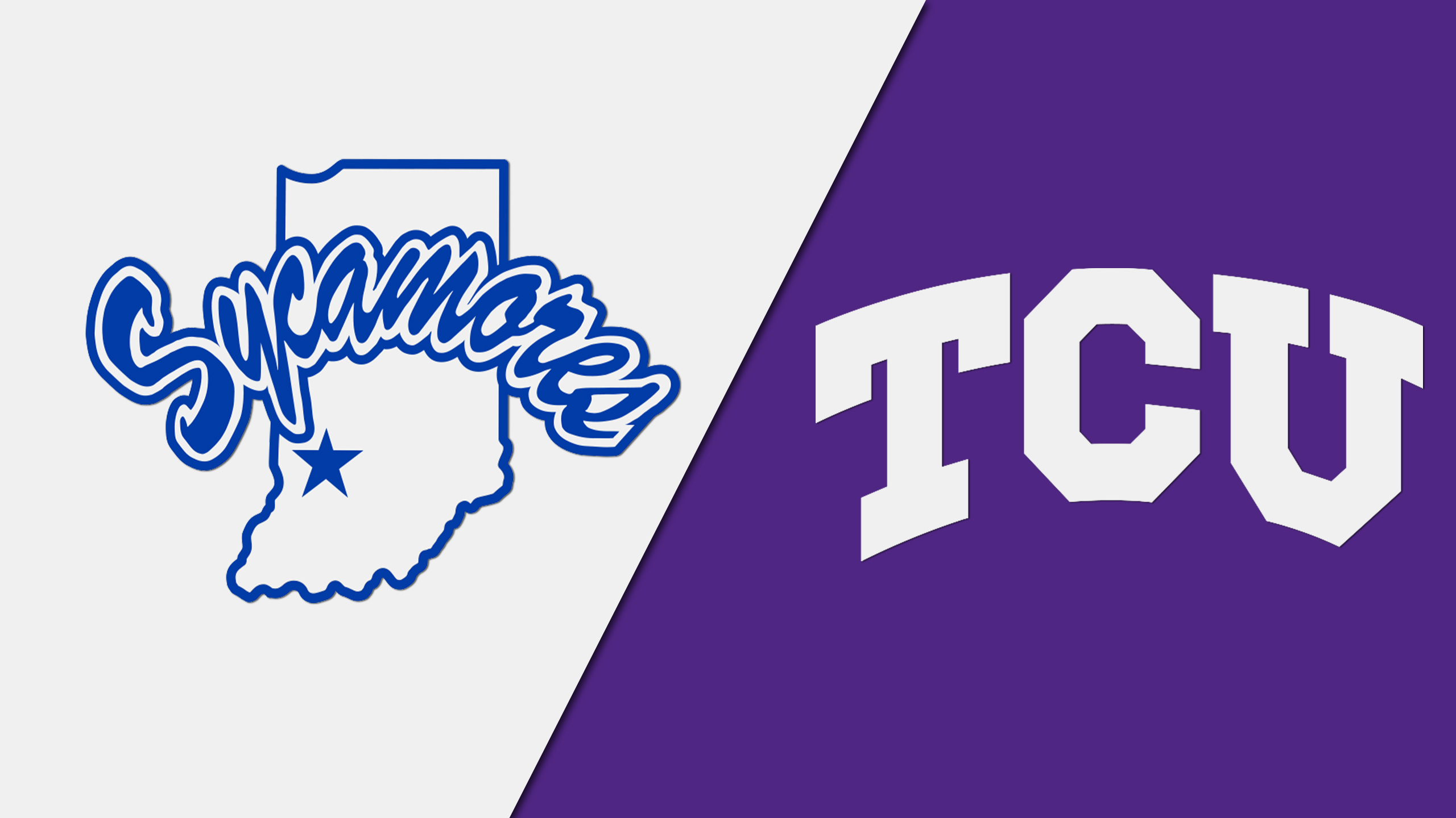 Indiana State vs. TCU (M Basketball) (re-air)