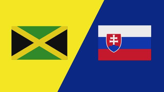 Jamaica vs. Slovakia