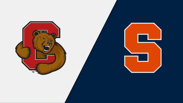 Cornell vs. Syracuse