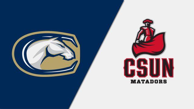 UC Davis vs. CSU Northridge (M Basketball)