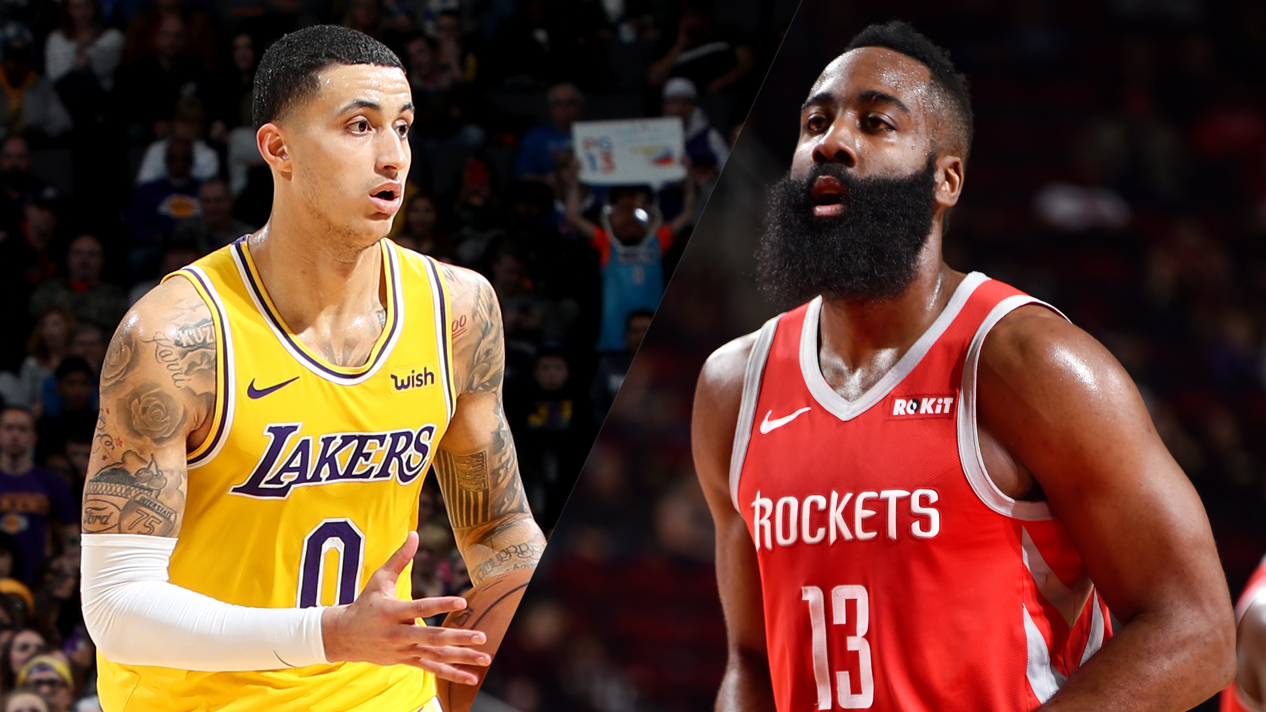 Los Angeles Lakers vs. Houston Rockets (re-air)