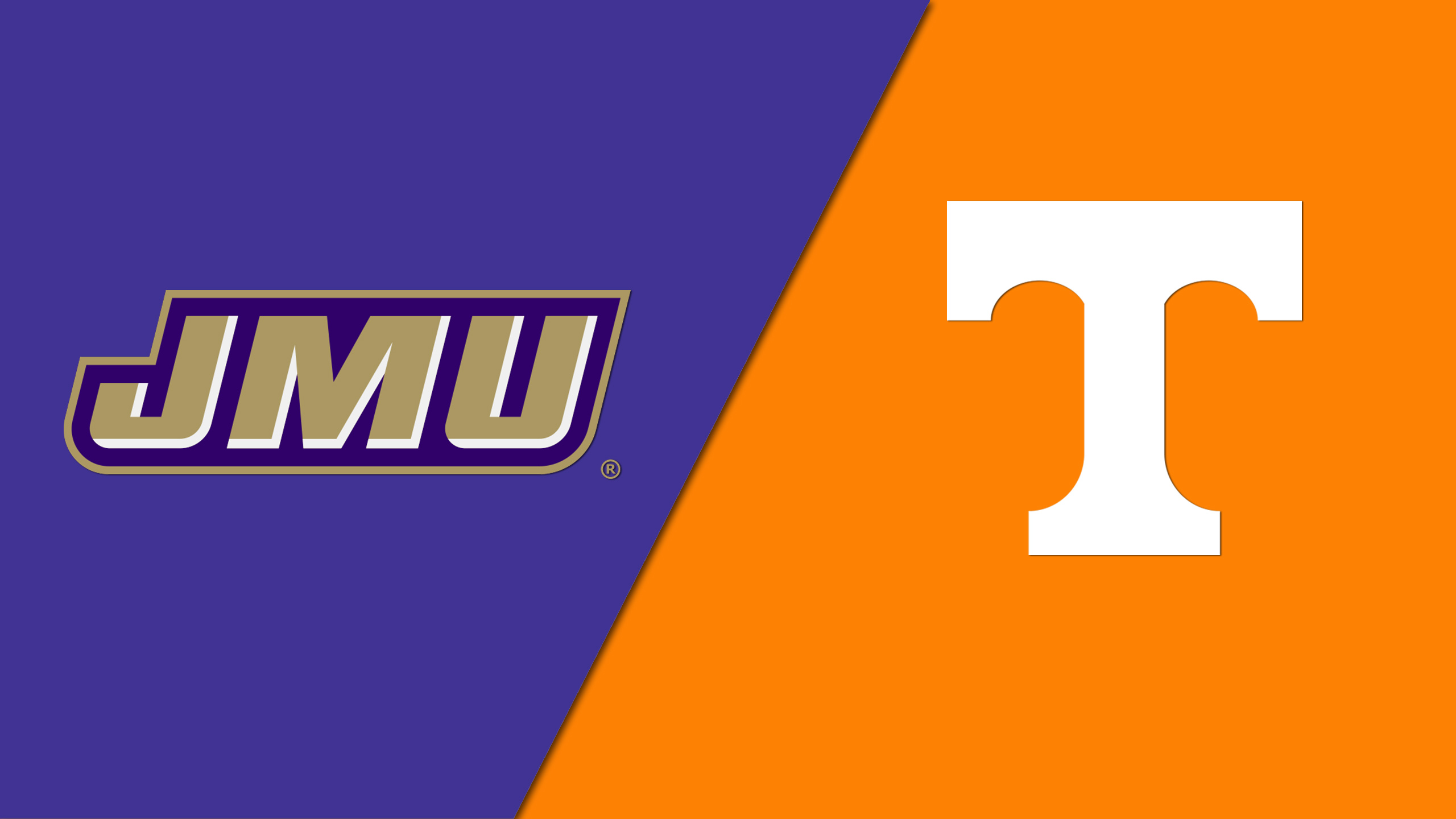 #25 James Madison vs. #6 Tennessee (Softball)