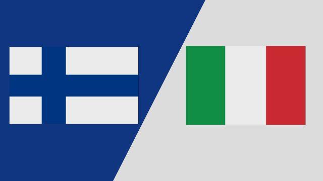 Finland vs. Italy