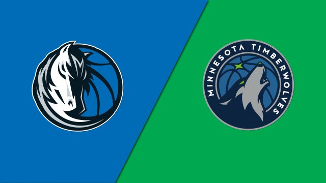 Dallas Mavericks vs. Minnesota Timberwolves (Quarterfinal)
