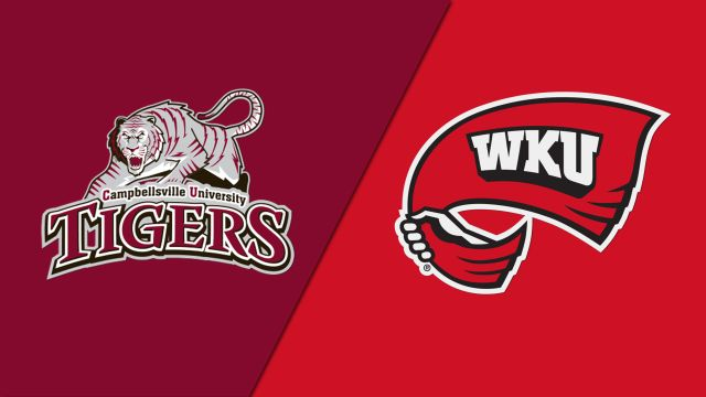 Campbellsville vs. Western Kentucky (M Basketball)