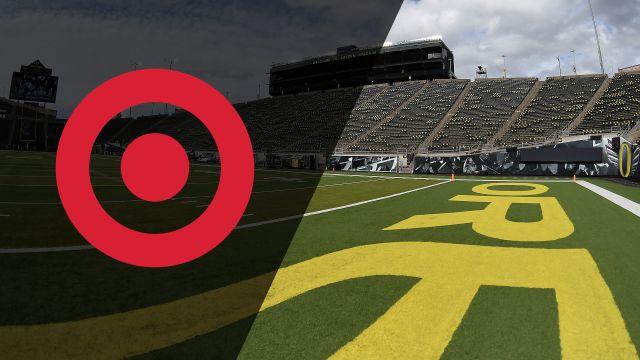 Target Command Center-Utah vs. Oregon (Football)