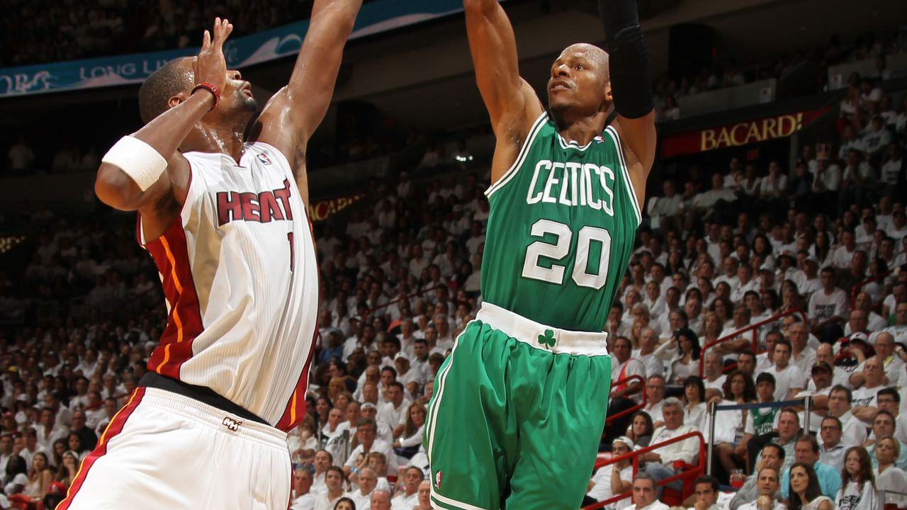 2012 Classic Eastern Conference Finals Game 7 Miami Heat Vs Boston Celtics Watch Espn
