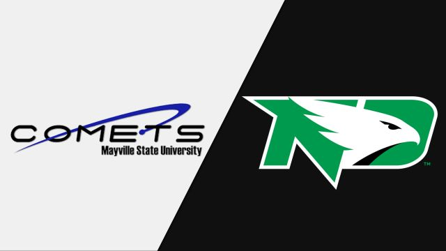 Mayville State vs. North Dakota (M Basketball)