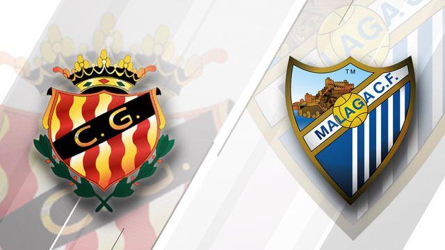 Gimnastica Tarragona vs. Malaga