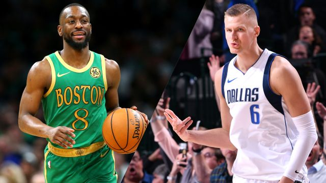 In Spanish-Boston Celtics vs. Dallas Mavericks
