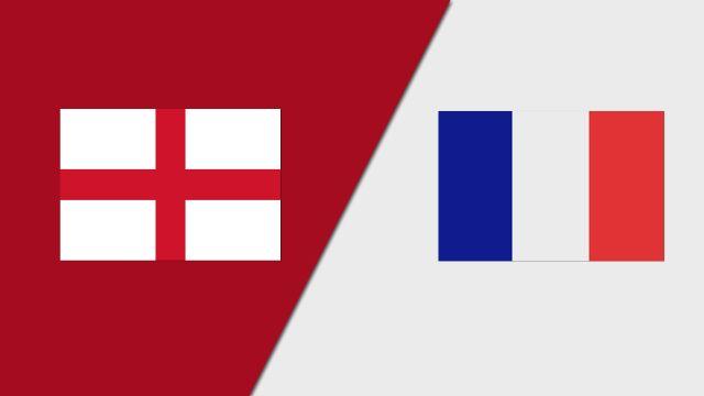 England vs. France (Group Stage) (UEFA U-21 Championship)