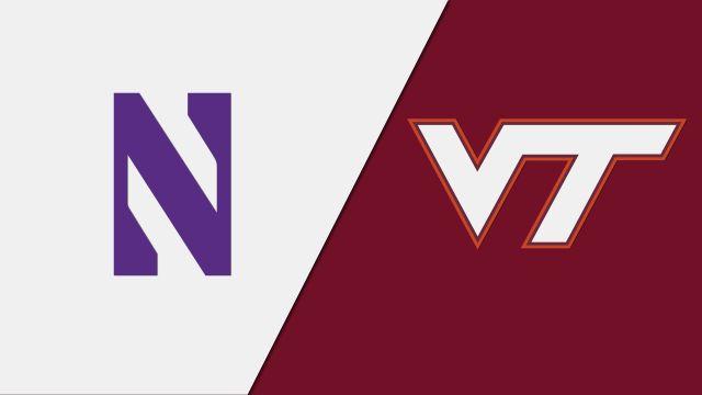 Northwestern vs. Virginia Tech (Wrestling)