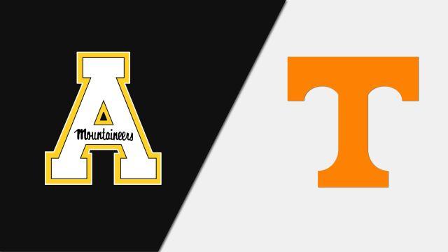 Appalachian State vs. Tennessee (Baseball)