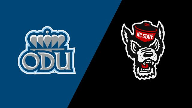 Old Dominion vs. #13 NC State (W Basketball)