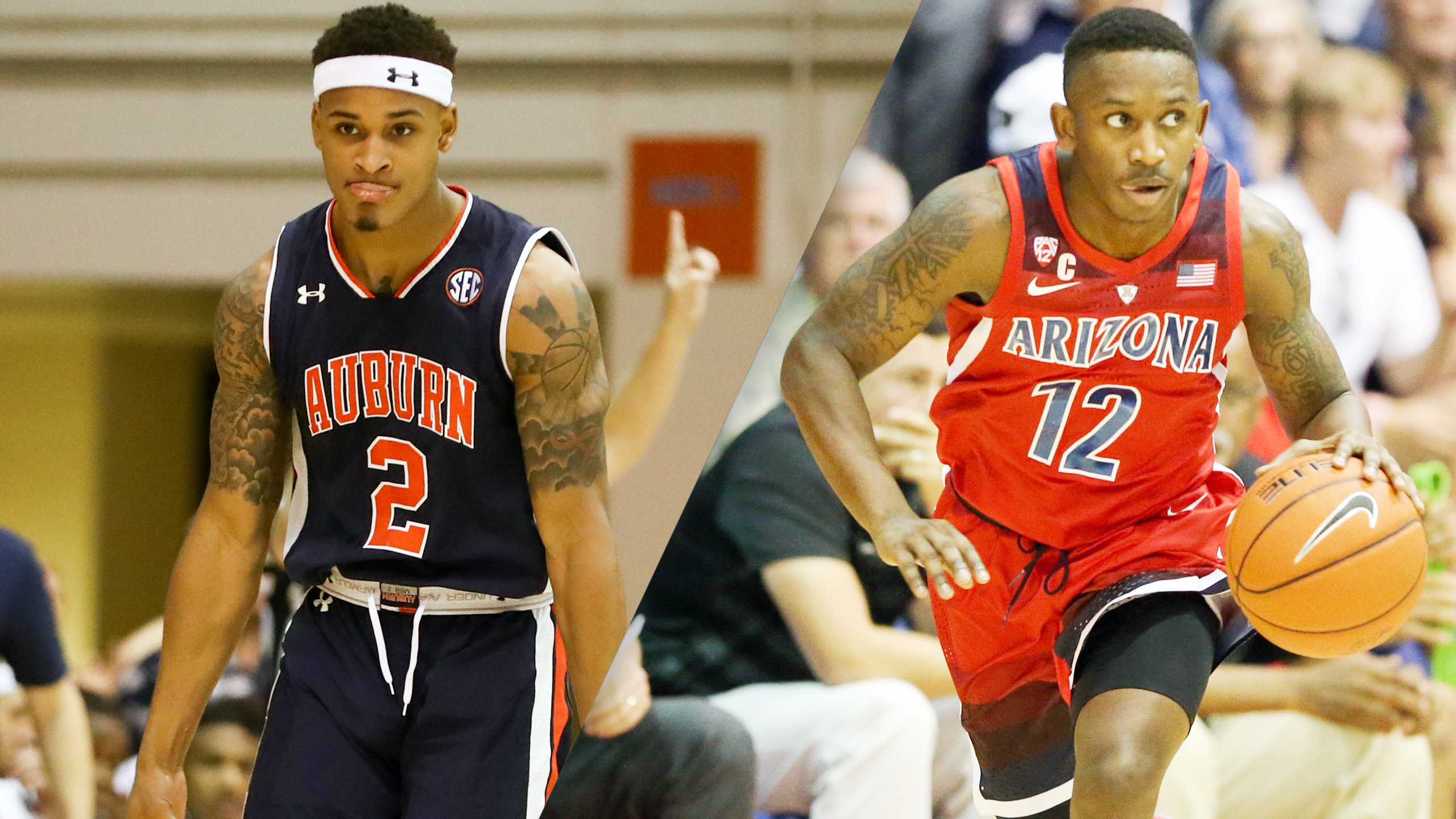 #8 Auburn vs. Arizona (3rd Place Game) (Maui Jim Maui Invitational)