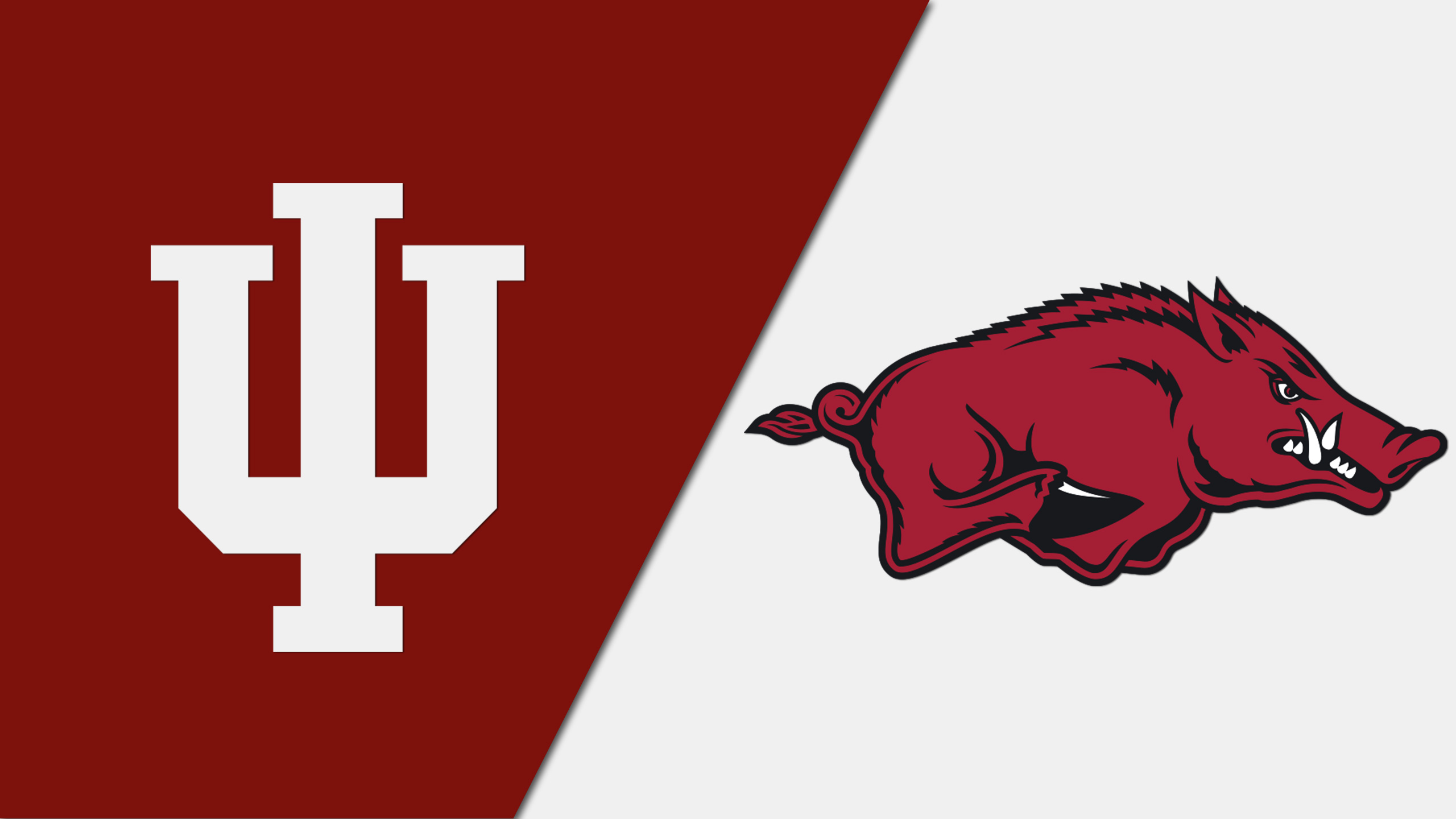 Indiana vs. Arkansas (M Basketball)