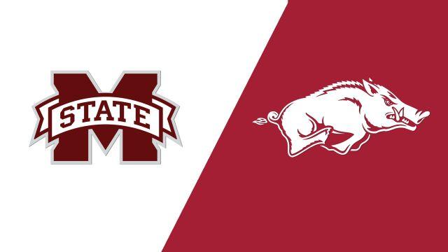 Mississippi State vs. Arkansas (M Basketball)