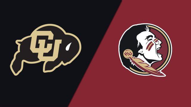 #24 Colorado vs. #6 Florida State (W Soccer)