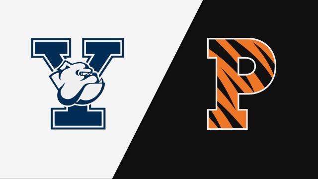 Yale vs. Princeton (Court 4) (W Tennis)
