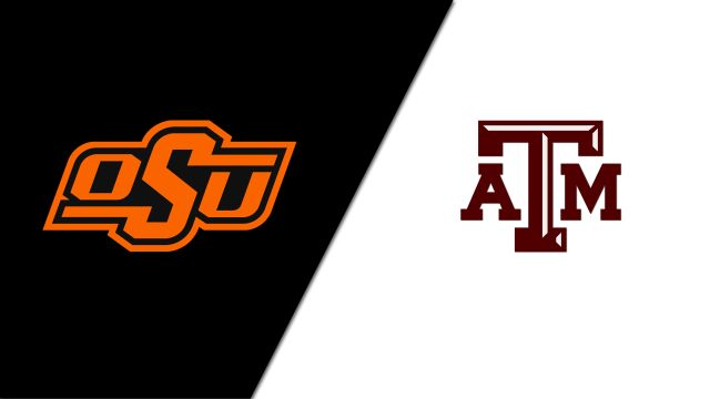 Oklahoma State vs. Texas A&M (M Basketball)